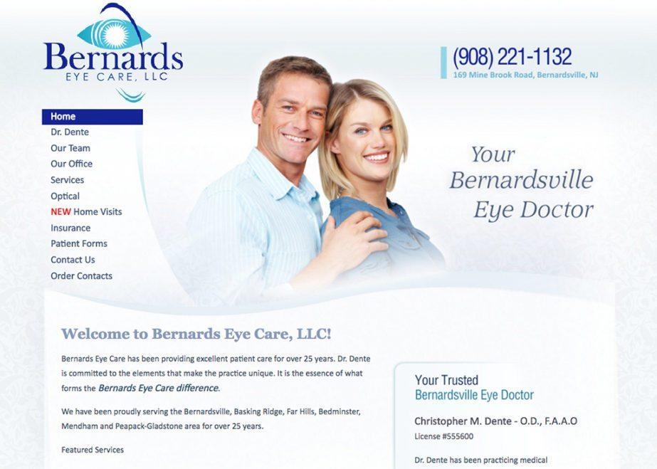 Bernards Eye Care