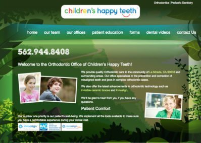 Children's Happy Teeth