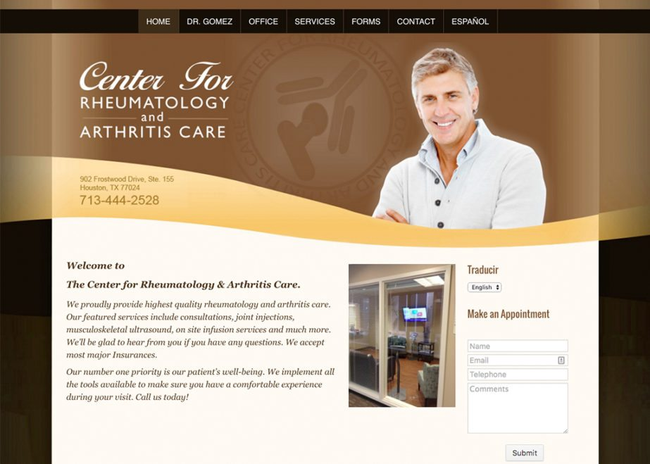 Center for Rheumatology and Arthritis Care
