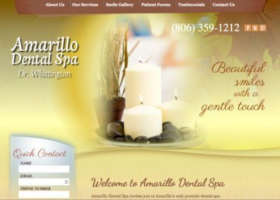 Amarillo Dental Spa