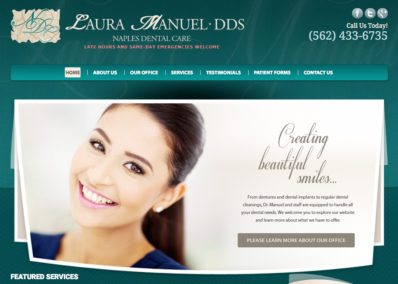 Laura Manuel, DDS