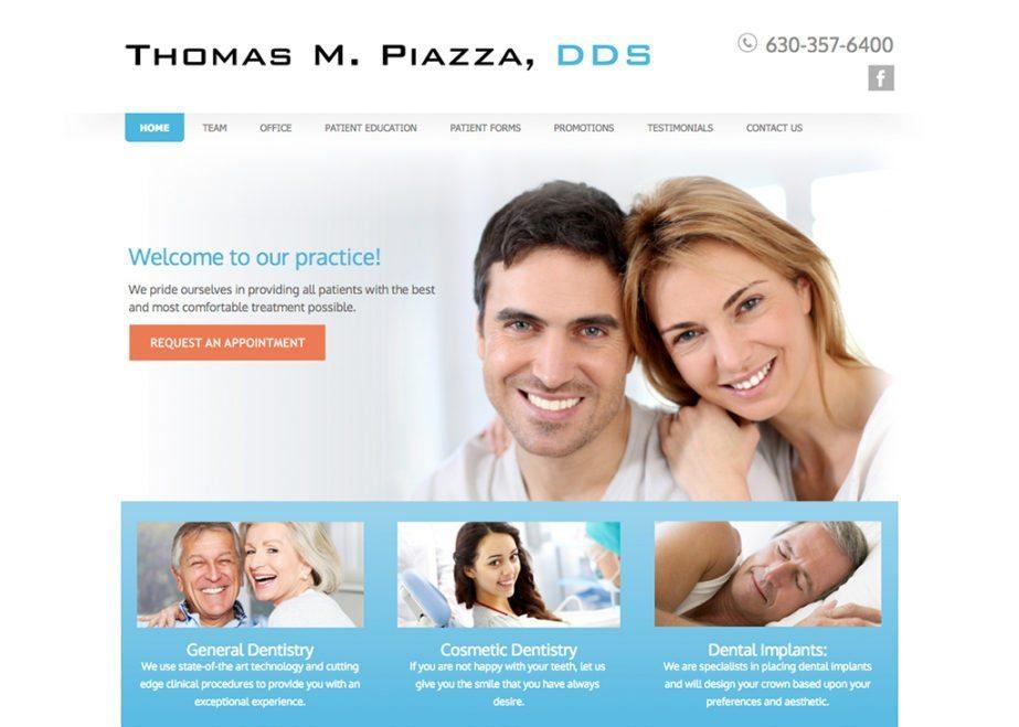 Thomas M Piazza
