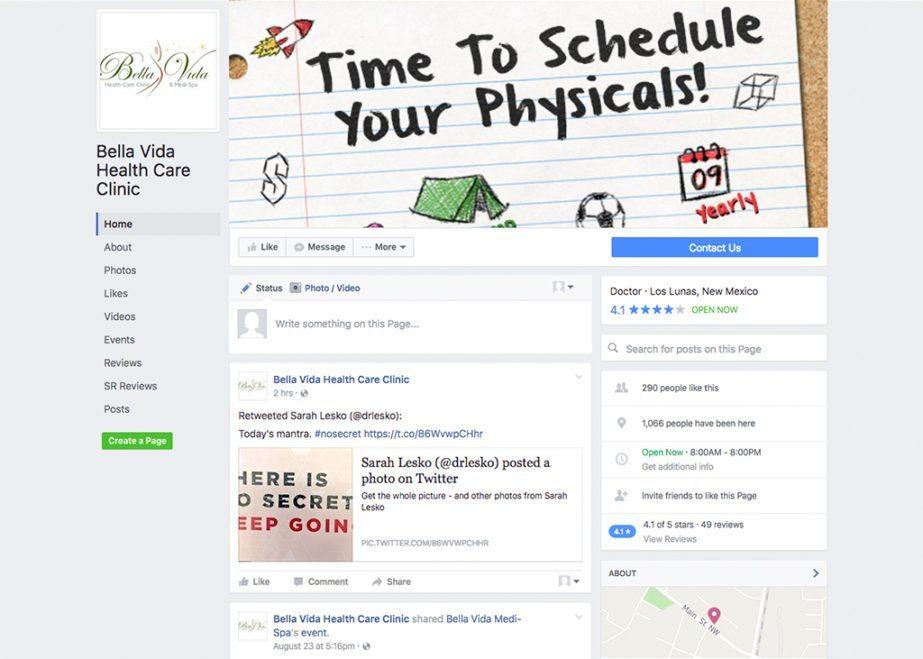 Bella Vida Health Care Clinic and Medi-Spa - Facebook