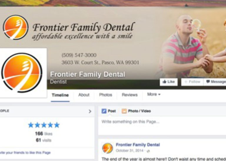 Frontier Family Dental - Facebook