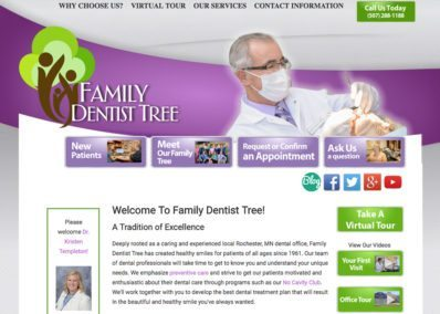 Family Dentist Tree