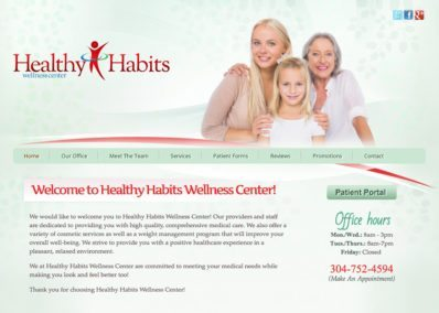 Healthy Habits Wellness Center