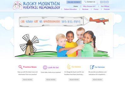 Rocky Mountain Pediatric Pulmonology