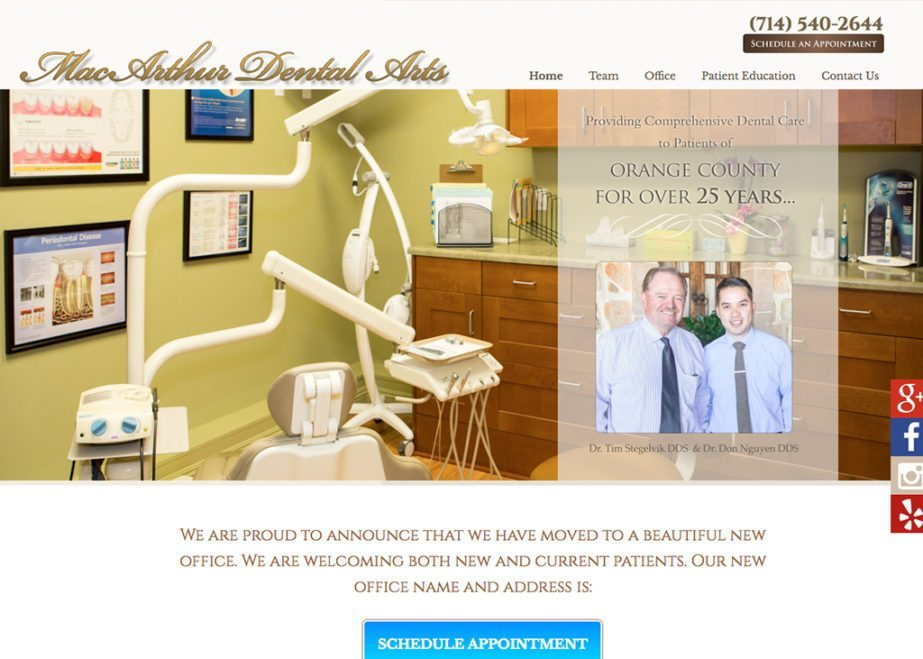 Costa Mesa Dental Arts