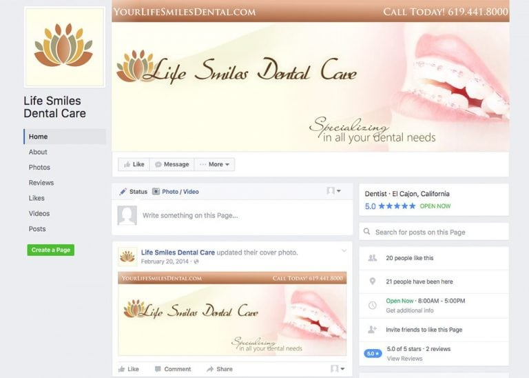 Life Smiles Dental Care - Facebook