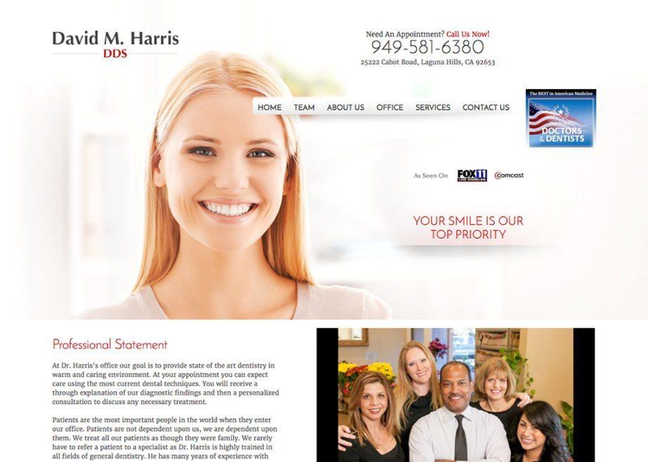 David M Harris, DDS