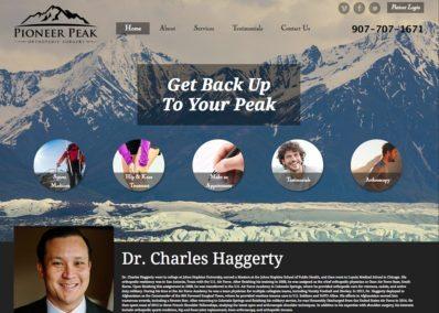 Pioneer Peak Orthopedic Surgery