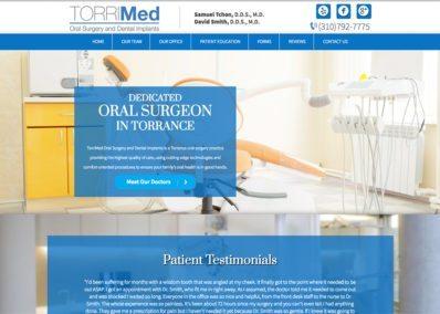 Torri Med Oral Surgery and Dental Implants