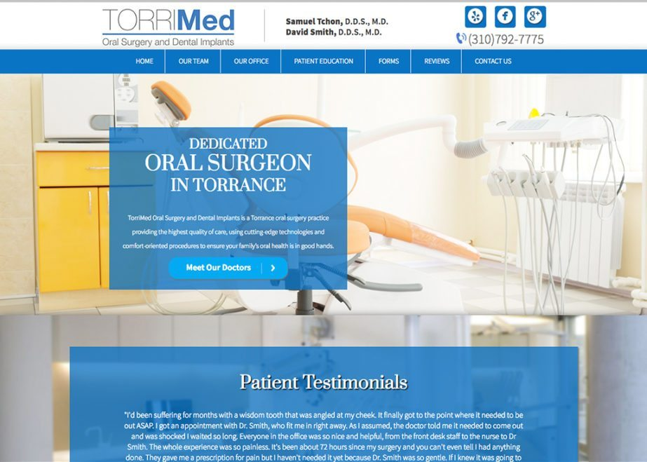 Torri Med Oral Surgery and Dental Implants