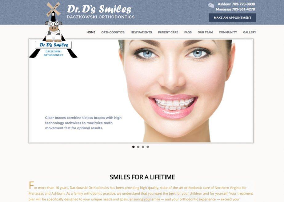 Dr. D's Smiles - Daczkowski Orthodontics