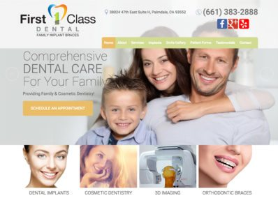 First Class Dental