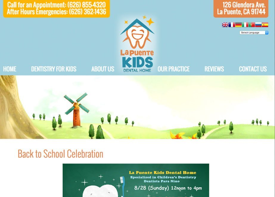 La Puente Kids Dental Home