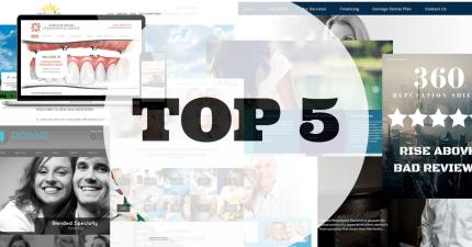 Top 5 Dental Websites