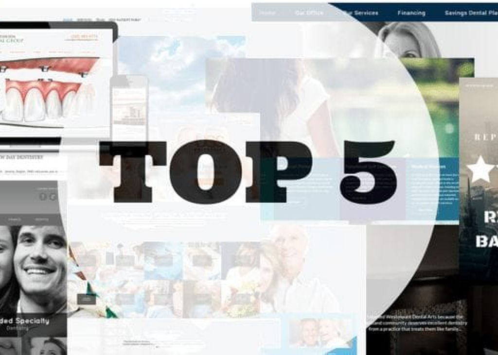 Top 5 Dental Websites