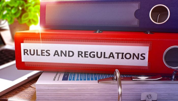 Medical Rules & Regulations