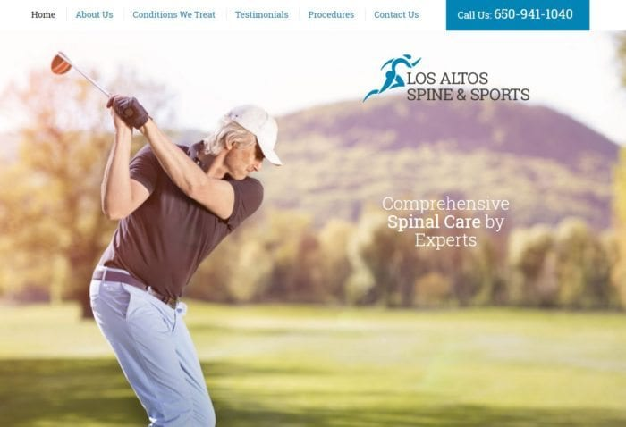 Los Altos Spine & Sports