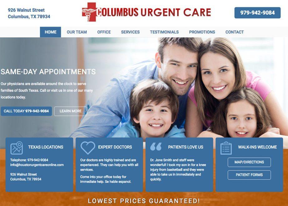 Columbus Urgent Care