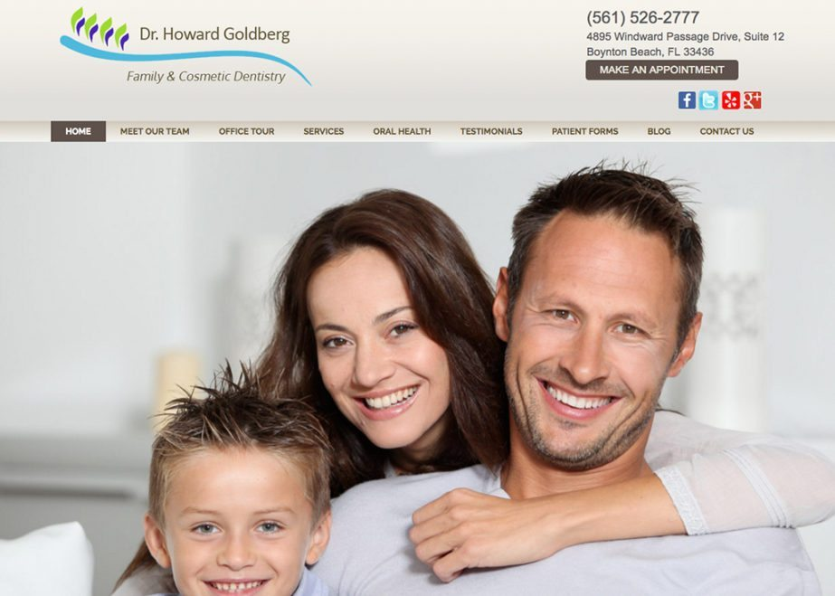 Howard Goldberg, DDS