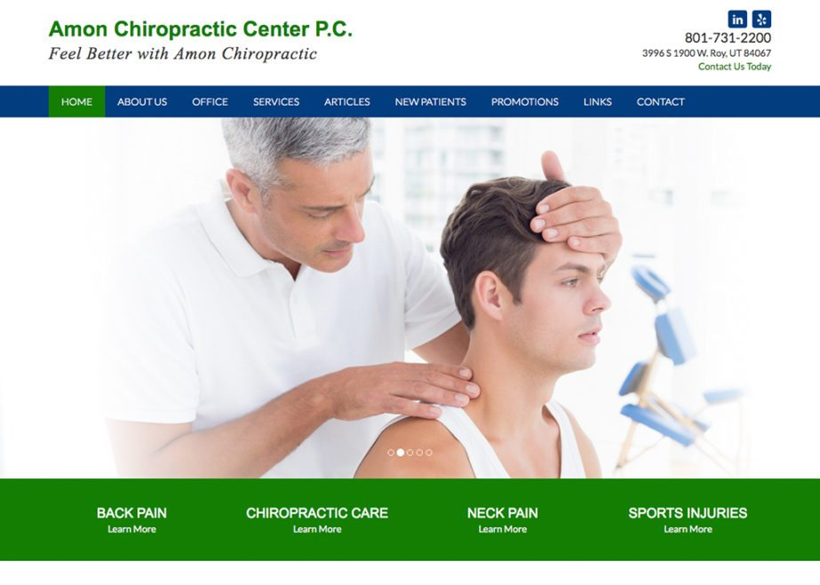 Amon Chiropractic Center P.C.
