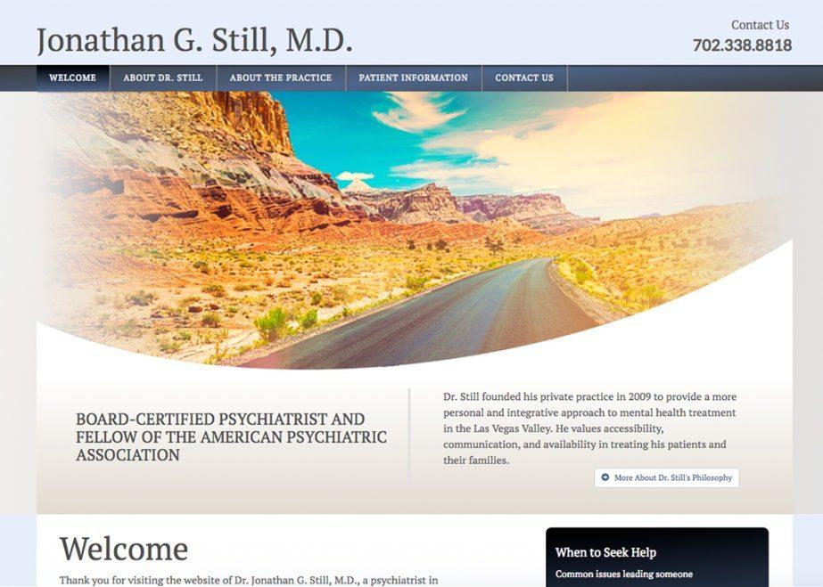 Jonathan G Still, MD, LLC