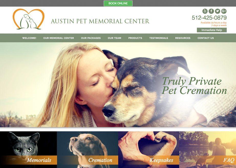 Austin Pet Memorial Center