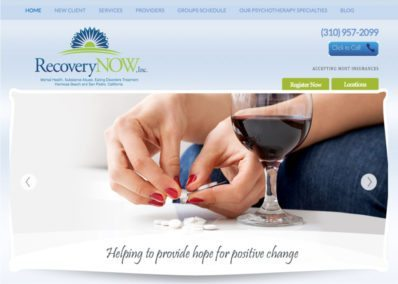 recovery now website