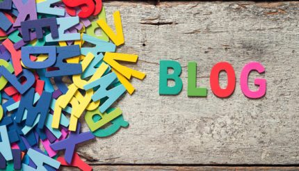 Why is it important to have an integrated blog on your medical site?