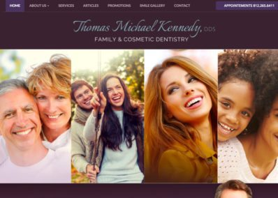 Thomas Kennedy DDS Website