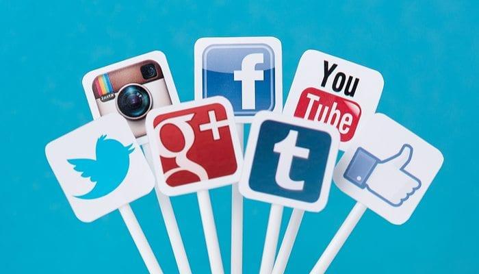 Social Media Icon - Social Media Presence
