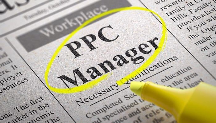 PPC Marketing Manager - Adwords Management