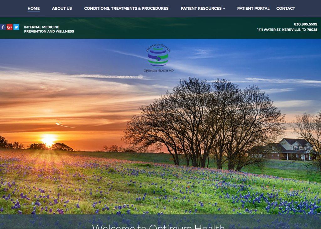 internal medicine website