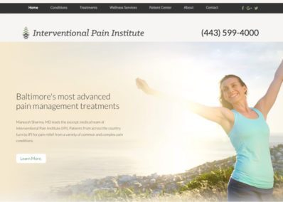 interventional pain institute website