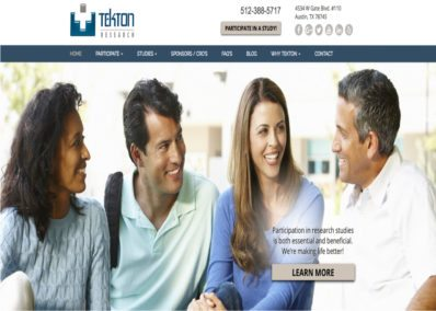 Tekton Research Website