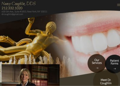 Nancy Couphlin DDS Website