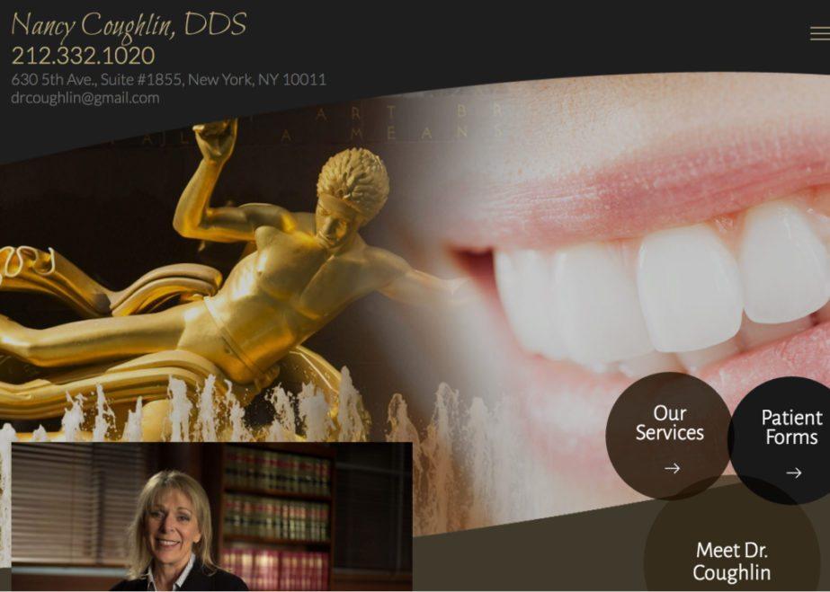 Nancy Couphlin DDS Website