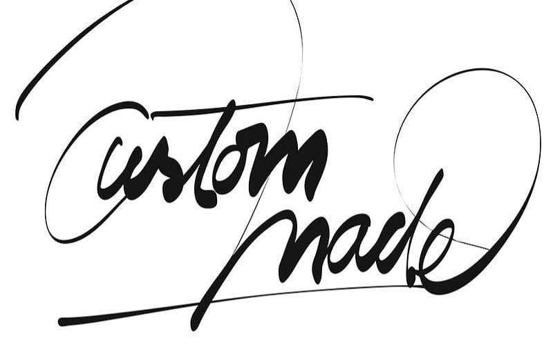 Custom Made Caligraphy