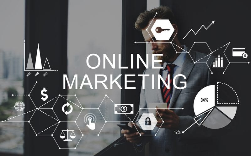 Online Marketing Graphs
