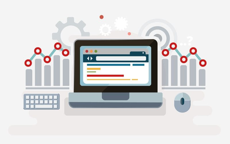 Concept of programming process, Seo management and website search optimization