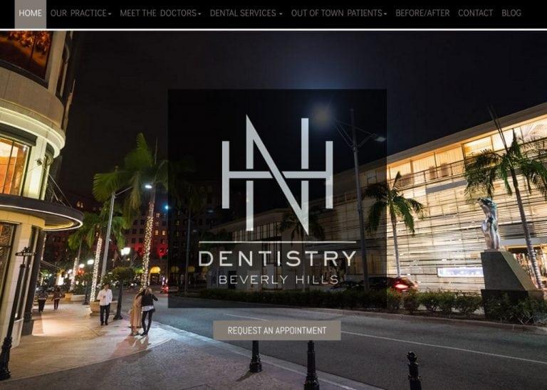 Top 10 Dentist Websites | Dental Website Design | Optimized360®