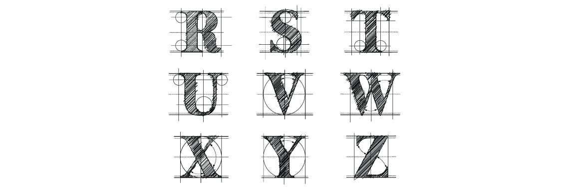 know when and when not to use serif fonts