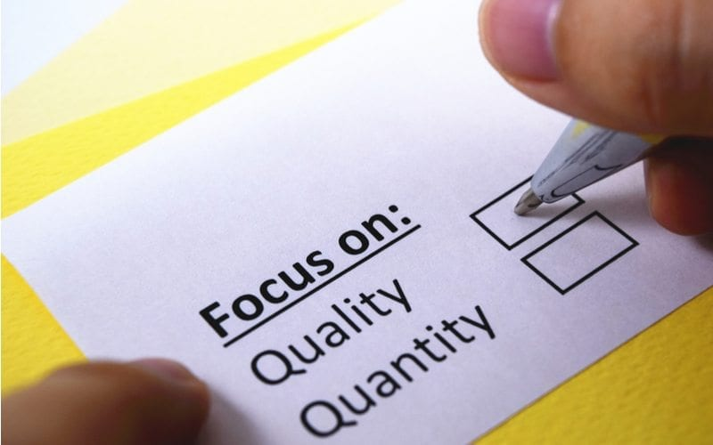 Focusing on quality over quantity when creating content for your medical marketing strategy