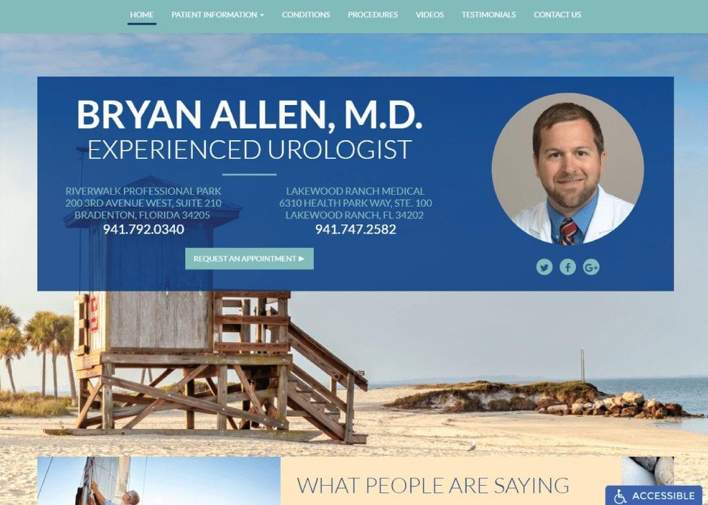 Bryan Allen, MD