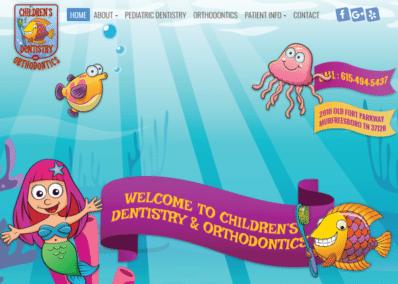 Children's Dentistry & Orthodontics of Murfreesboro