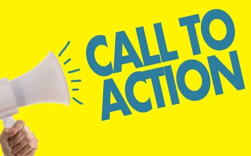 call-to-action icon