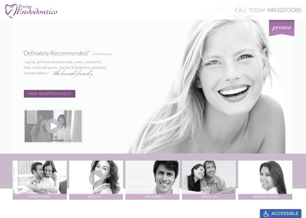 Irvine Endodontics