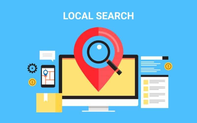 here's how to rank high in local search